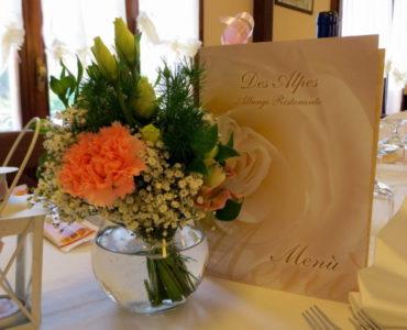 Il tuo matrimonio al Ristorante Des Alpes