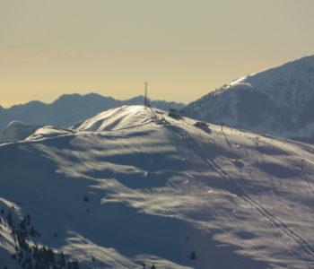 monte Pora visto dal Monte Corzene