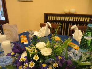 tavolo sposi matriminio