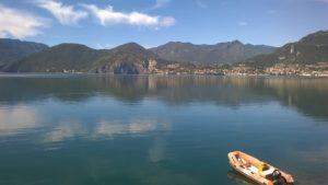 Lovere da Toline lago d'Iseo