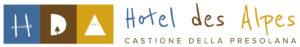 logo Hotel Des Alpes Castione della Presolana