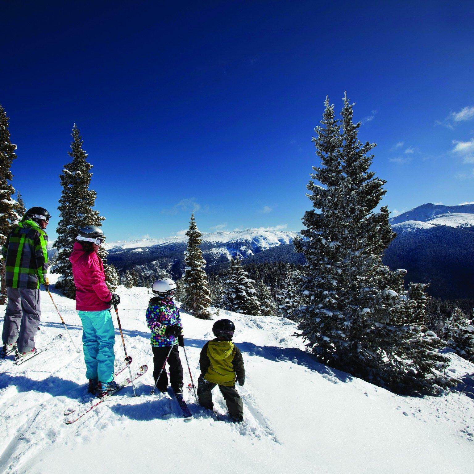 vacanza sci per famiglie, family ski holidays