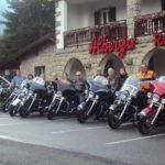 Harley Davidson to Presolana pass