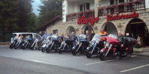 Harley Davidson to Presolana pass
