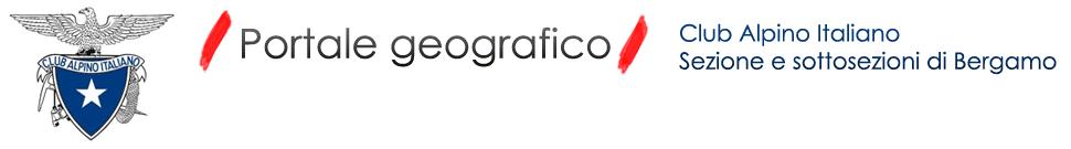 logo CAI portale geografico