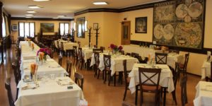 Sala da pranzo Hotel Des Alpes