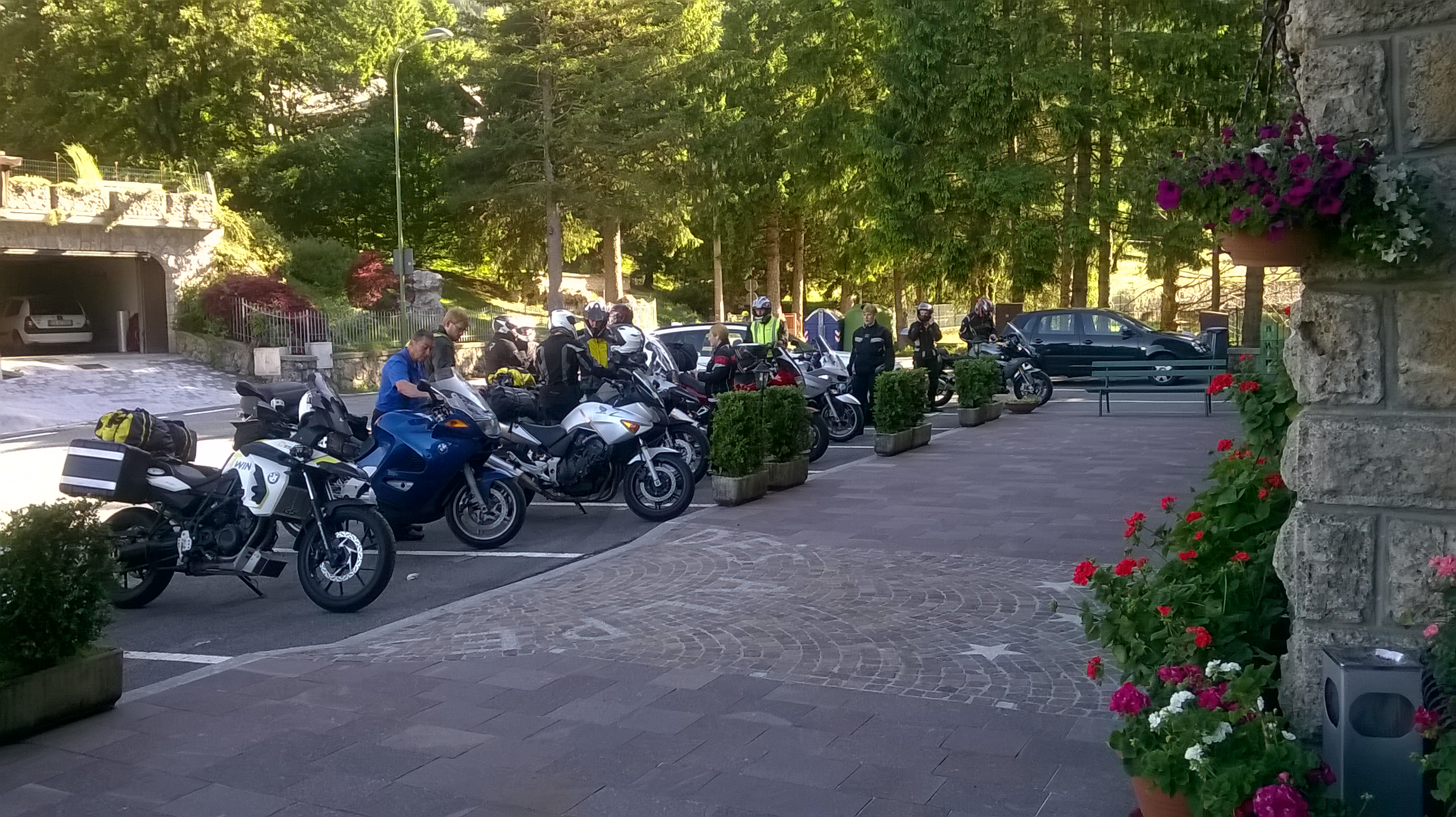 motociclisti Presolana