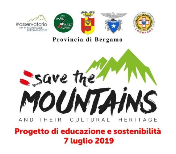 Save the mountains – Cai Begamo – Orobie
